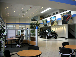 Honda Interior Project Hecker Architects Kitsap County Auto