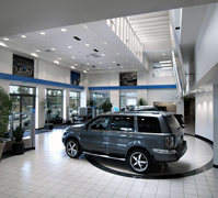 Honda Interior Project | Hecker Architects: Kitsap County auto dealership design remodel, and ...